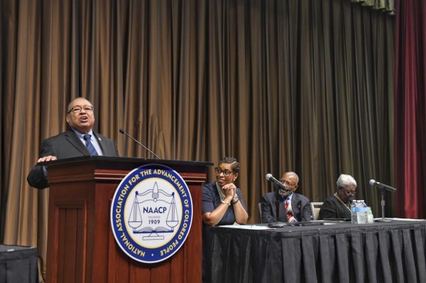 NAACP RESTRUCTURES TO ADVANCE ADVOCACY STRATEGY